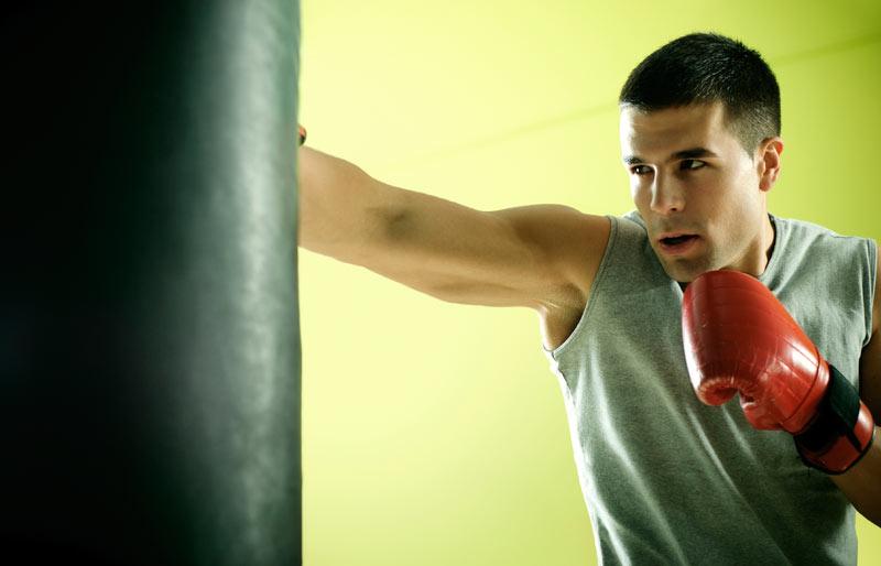 Boxeo gimnasio Centro deportivo Acrópolis Badajoz
