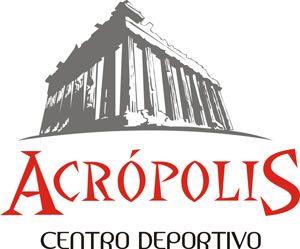 Logo gimnasio Centro deportivo Acrópolis Badajoz