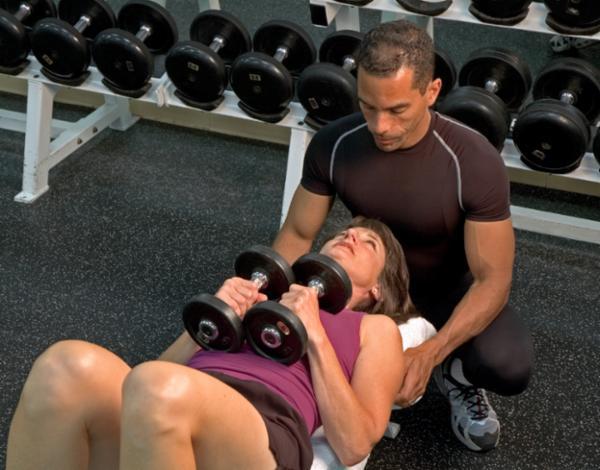 Musculación gimnasio Centro deportivo Acrópolis Badajoz